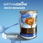 ORTHAGROW MICRO MANAGER PRODUITS agriculture Moreco et amelioration du rendement agricole a Casablanca au Maroc Silicium Silica