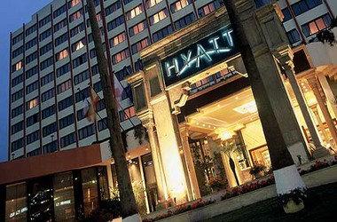 Hyatt Regency Hotel Casablanca-1