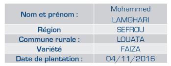 Moreco Resultats et effects orthagrow BLE au Maroc-02