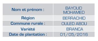 Moreco Resultats et effects orthagrow POUDRE ensillage MAIS au Maroc-02